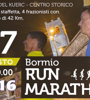 Bormio Run Marathon - 2016 ph