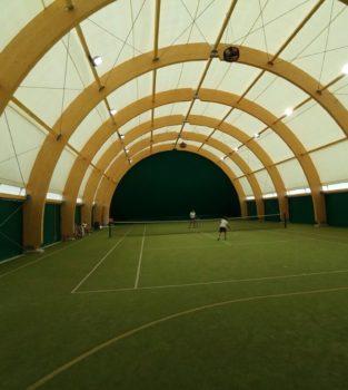 tennis coperto