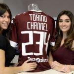 Torino channel: Barbara Pedrotti e Ilenia Arnolfo